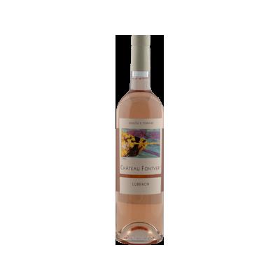 Château Fontvert Rosé 2018