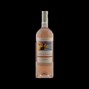 Magnum Château Fontvert rosé 2017